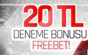 Bahis Sitelerinde Verilen Deneme Bonusları